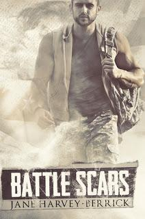 Battle scars de Jane Hervey-Berrick