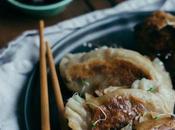 Dumplings Champignons, Figues, Gorgonzola Noix