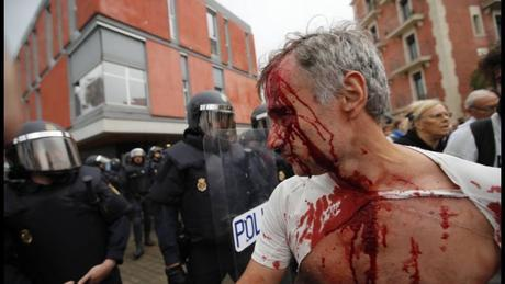 Catalogne : la sauvagerie d'Etat