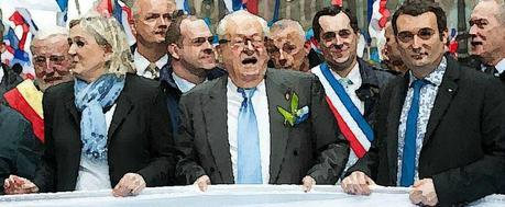 Florian Philippot parti du parti de l'exclusion