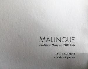 Galerie MALINGUE    HELION  Années 40     –  18 Octobre au 16 Décembre 2017