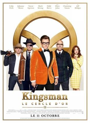 [Critique] KINGSMAN : LE CERCLE D'OR