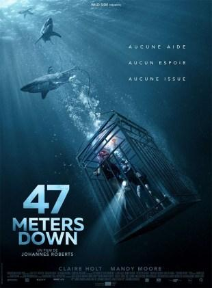 [Critique] 47 METERS DOWN