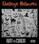 logo challenge Halloween 2017