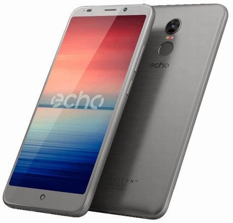 Nouveaux smartphones Echo Horizon avec écran 18:9 à partir de 130 €