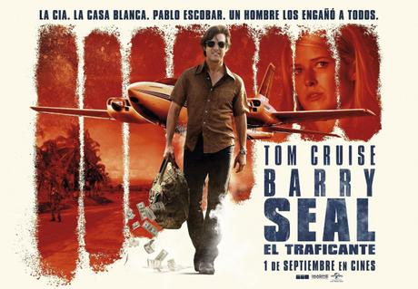 Barry Seal, American Made (Ciné)