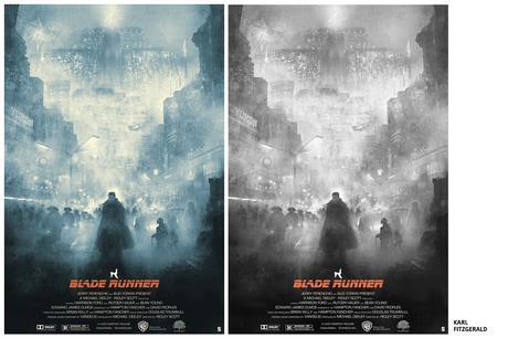 Posterize #7 : Blade Runner