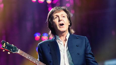 Paul McCartney : il se produit ce soir à Detroit MI ( #oneonone #paulmccartney)