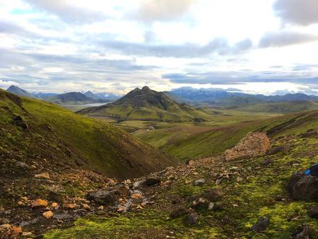 ISLANDE - Le Trek du Laugavegur en 4 jours