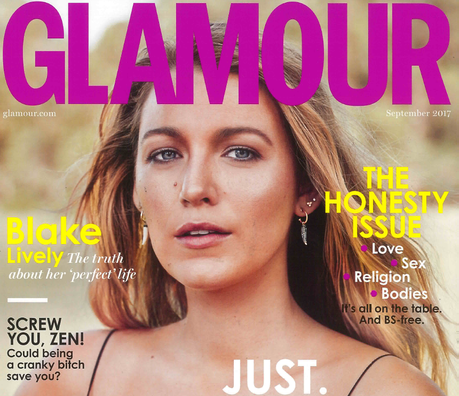 Collaboration avec le magazine Glamour