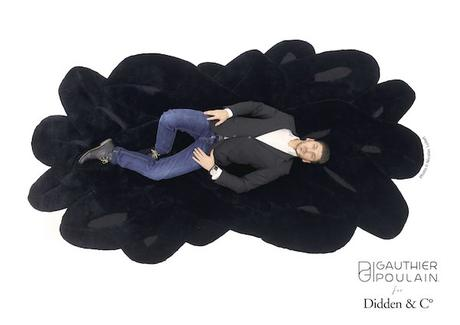 TAPIS FLOW - DESIGN GAUTHIER POULAIN for Didden&Co