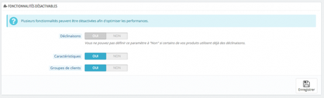 Optimisation des performances de PrestaShop