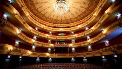 Theater-am-Gärtnerplatz - 8.10.2017 - Journée portes ouvertes / Tag des offenen Zuschauerraums.