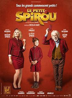 Cinéma Money / Le Petit Spirou