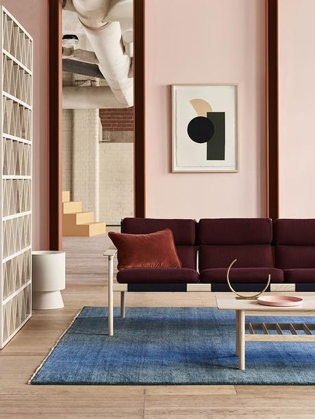 Dossier déco : Le tapis prend de la couleur