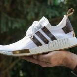 Des sneakers Louis Vuitton x Adidas NMD