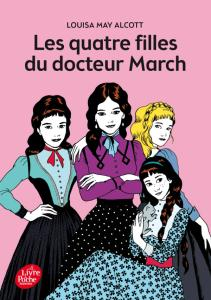 Les quatre filles du docteur March, Louisa May Alcott (1868)