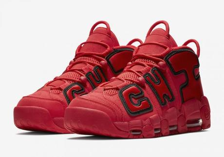 Nike Air More Uptempo QS Chicago