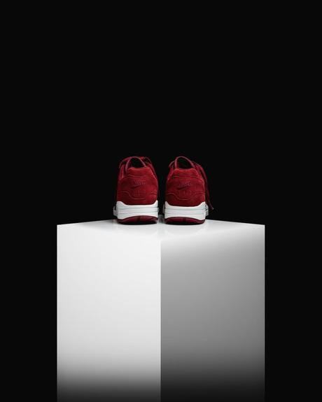 Nike Air Max 1 PRM SC Jewel Deep Red
