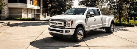 Ford Super Duty Limited 2018