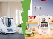 Adapter recettes Thermomix Companion