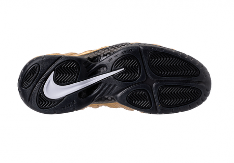 Nike Air Foamposite Pro Metallic Gold : preview