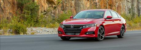 Honda Accord 2018 2.0