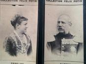 Collections photographiques Felix Potin: Grand Ducs, Rois Empereurs temps Louis Richard Wagner