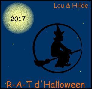 R-A-T d'Halloween