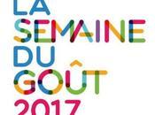semaine Goût, Edition 2017