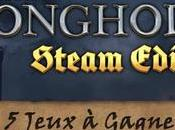 [Concours] Jeux Stronghold Steam Edition