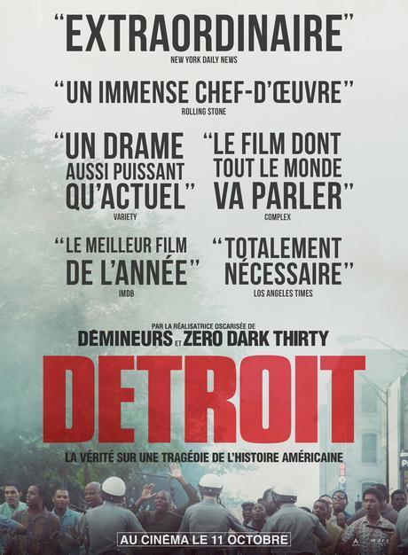 Detroit (2017) de Kathryn Bigelow