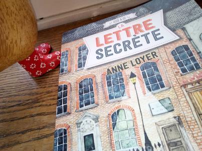 Hisse et Ho T5, La lettre secrète, d'Anne Loyer