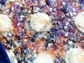 Tarte blettes, chèvre, pignons raisins secs Chard, Goat Cheese, Pine Raisin Tart