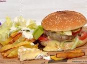 Hamburger française.