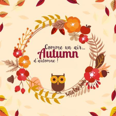 Throwback Thursday Livresque #50 : Comme un air d'automne !