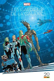 LES GARDIENS DE LA GALAXIE TOME 1 : EDITION SPECIALE 20 ANS DE PANINI