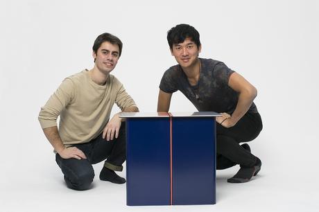 Liga, la collection de mobilier de rangement multi-fonctionnelle de Liga Studio