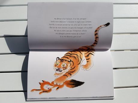 Le renard et le tigre