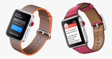 apple watch series 3 cellulaire - Apple Watch : un écran micro-LED sur les futures smartwatches ?