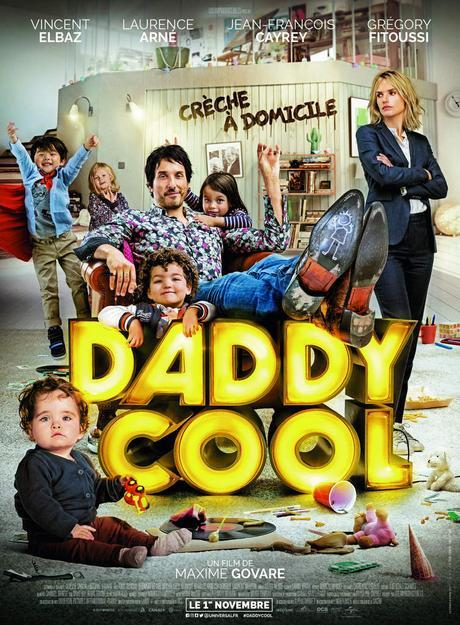 Daddy Cool, Vincent Elbaz délicieusement immoral