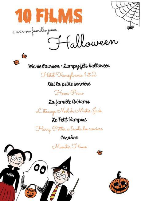 10 films à voir en famille pour Halloween