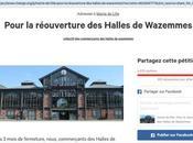 Vers réouverture Halles Wazemmes