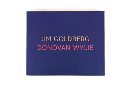 JIM GOLDBERG/DONOVAN WYLIE – CANDY/A GOOD AND SPACIOUS LAND