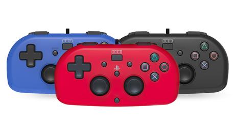 Nacon présente le Compact Controller, nouvelle manette filaire officielle pour PS4