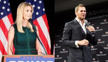 Quand Donald Trump voulait que sa fille Ivanka sorte avec Tom Brady
