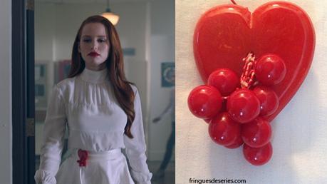 RIVERDALE : Cheryl's cherries in s2ep01