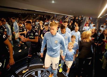 Amazon veut réaliser une série-documentaire sur le club de Manchester City
