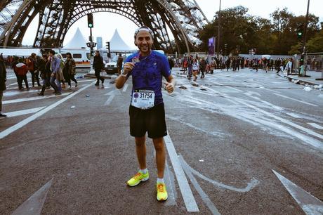 Compte-rendu des 20km de Paris