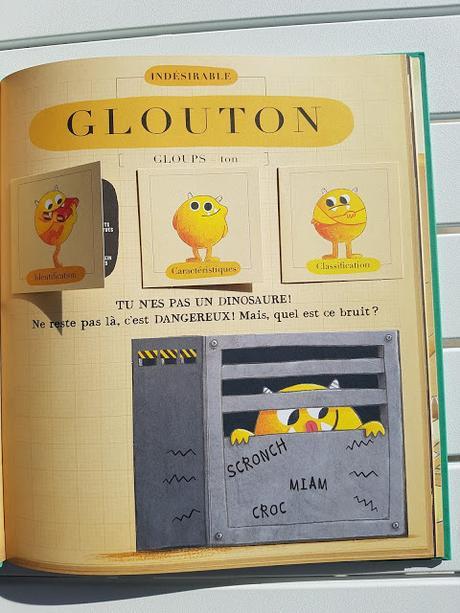 Glouton Croqueur de dinos ♥ ♥ ♥